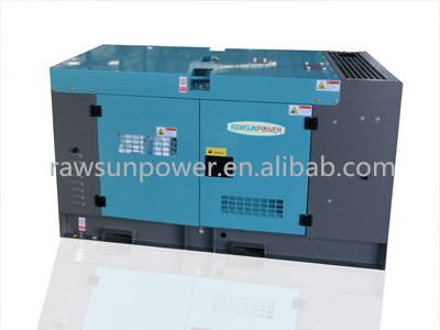 60HZ 10KVA 8KW slient power generator with Japen engine