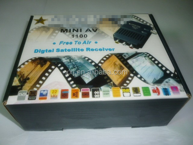 Serving the Middle East and Africa market TV receivers, DVB-S2 set-top boxes, Mini HD