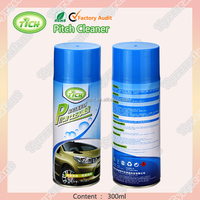 Asphalt detergent for car surface/pitch cleaner/foam cleaner