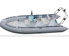 China made semi-rigid inflatable rib boat for sale