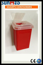 High Quality Medical Plastic Sharp Container