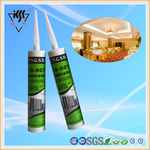 High Quality Fast Curing Silicone Based Acid Free Sealant