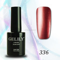 Gado private label camouflage cover professional uv gel nail kit Metallic Gel