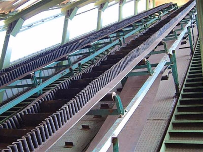 Portable / mobile Belt Conveyor