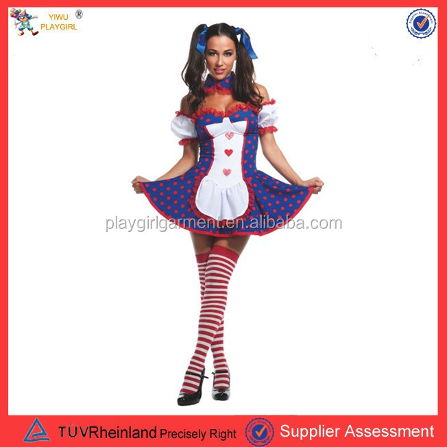 PGWC-1074 wholesale sexy short farm girl costume