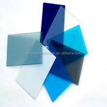 good fire resistance properties solid PC Polycarbonate solid sheet