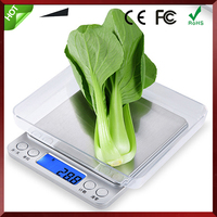 stainless steel kitchen household food weighing scale maximum 10kg