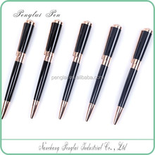 promotional ballpoint metal pens wholesale price office promotional new metal pen