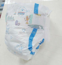 Disposable Super Absorbent Breathable Film Clothlike Backsheet Baby Diapers