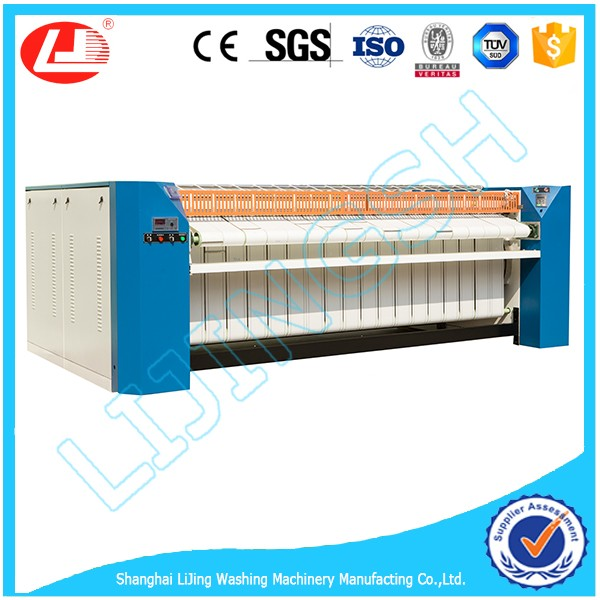 Gas Flatwork Electric Heating Tablecloth Ironing Machine