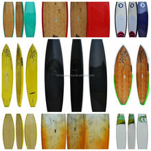 glass bottom paddle board/land surfing board/fish tail sup board