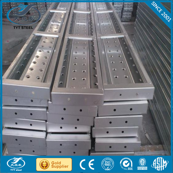 composite scaffolding platform decking steel scaffolding walk boards