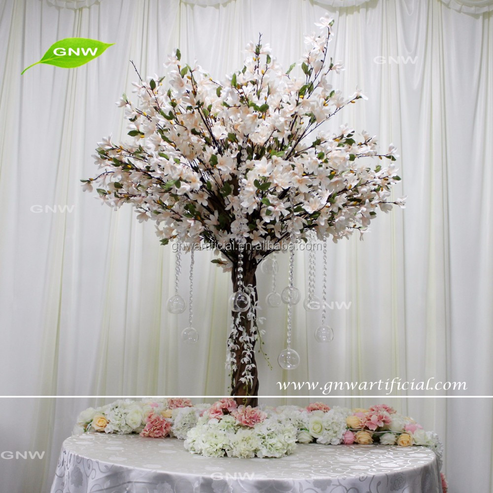 GNW CTR161024-001 Latest design Cheap big tall floral wedding centerpieces for sale