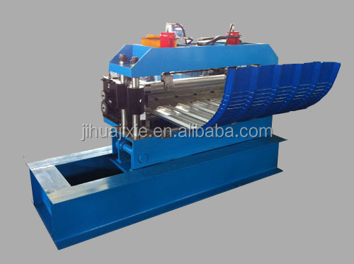 Automatic Curving Roof Sheet Forming Machine ,metal roof panel bend machine