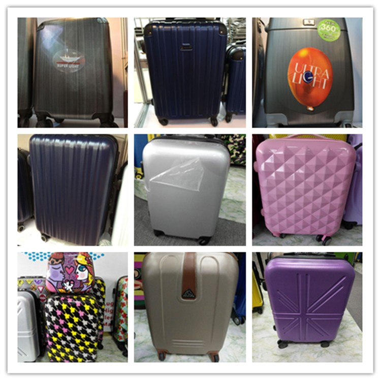 JIAXING XIEJIE different design Suitcase/suitcase