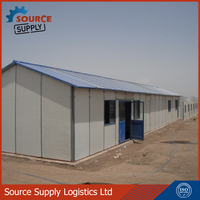 Prefabricated House,Prefabricated House for dormitory, labor colony