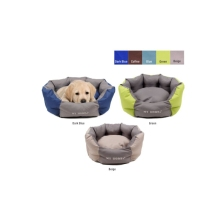 Speedypet Indoor Waterproof Pet Round Bed