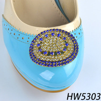 2014 items for wedding shoe clips on high heel sandal