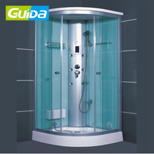 Ningbo SONDA Tempered Glass Indoor complete simple enclose Shower Room
