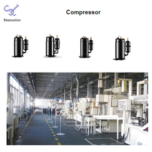 industrial usage air conditioner R22 Rotary compressor