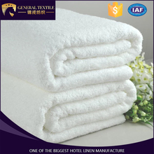 100% cotton cloth custom logo printed thick and big hotel bath towel