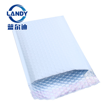 Shock resistance Eco-friendly Non-toxic co-extruded mailer with bubble film