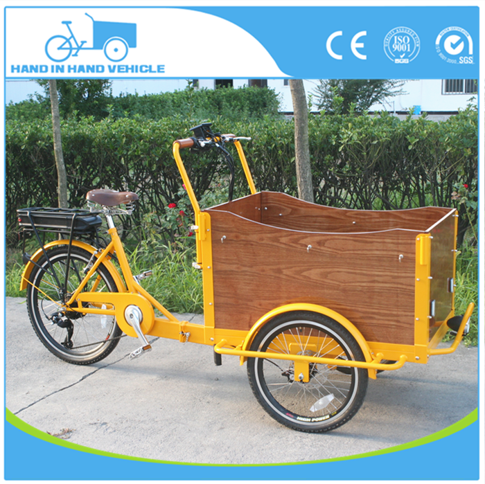 goodlooking new model reversre foldable tricycle electric adults