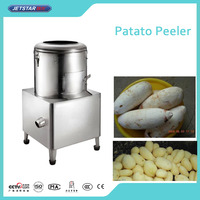 Automatic Potato Peeling Machine/Potato Peeler/Potato Chipper Cutting Machine