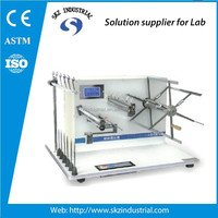 fabric yarn fiber length measuring machine