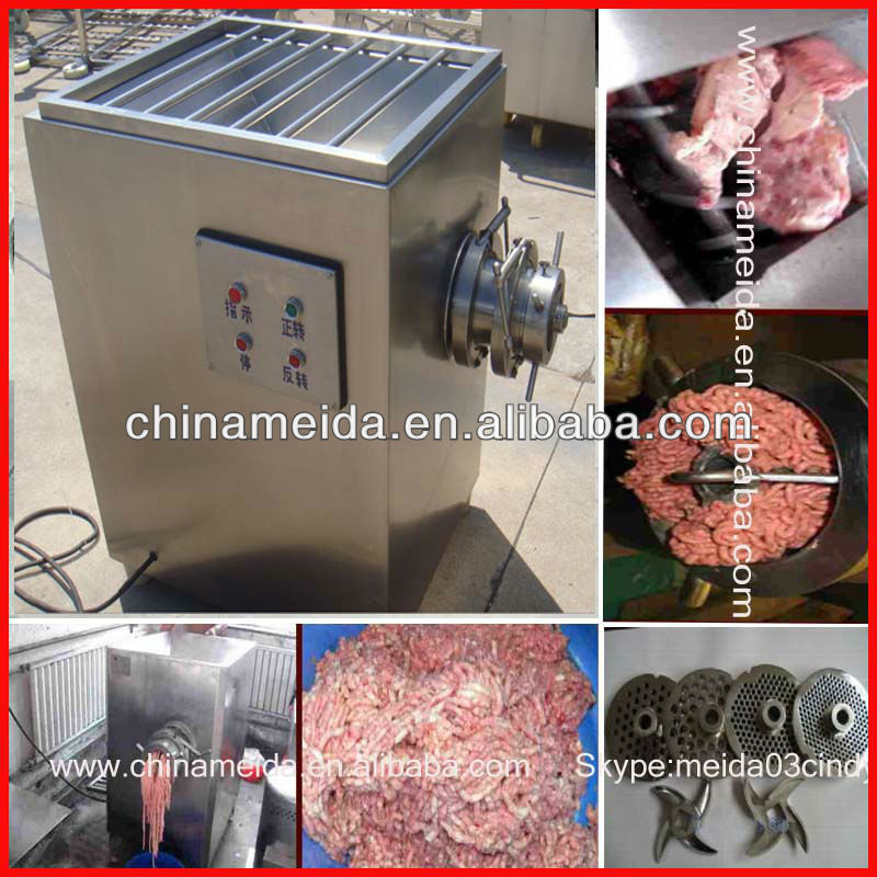 Electric Industrial Polish Domestic Mini Automatic Stainless Steel Best Fresh Fish Frozen industrial meat grinder Price For Sale