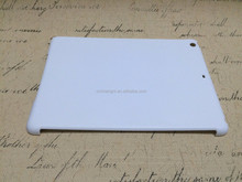 Fitting size 3D sublimation cover with hard plastice material for Ipad 5