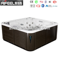 popular china suppliers new product massage spa tub above ground pool fiberglass pool hot tub