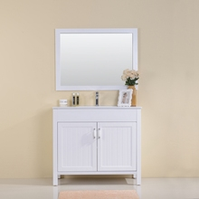 Royal Hotel Furniture Solid Wood Bathroom Space Saver Cabinet Italian Vanity Unit For Bathroom