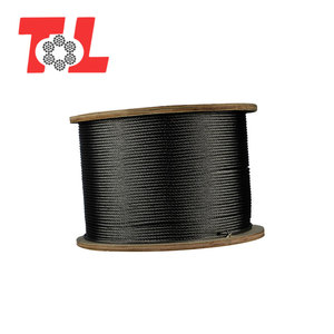 High quality cheap custom 16mm elevator steel wire rope