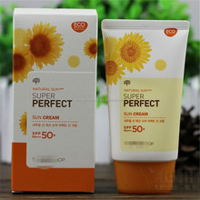 The Face Shop Natural Super Perfect Sun Cream 50ml SPF 50 PA+++ Sunscreen Cream / sunblocking cream