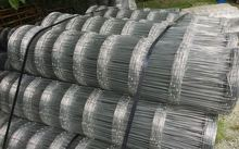 galvanized pipe rolled cattle goat fence panels