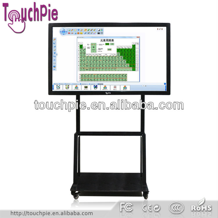 46Inch Cheap Free Standing Touch Screen Interactive Whiteboard