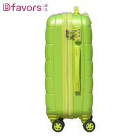 Manufacture price cheap trolley suitcase suitcase 2016 new style travel abs plastic luggage luggage bag wholesales
