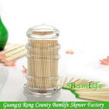 New style discount disposable bamboo/wooden toothpicks