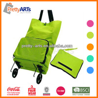 Luggage Rolling Shopping trolley Tote with wheels