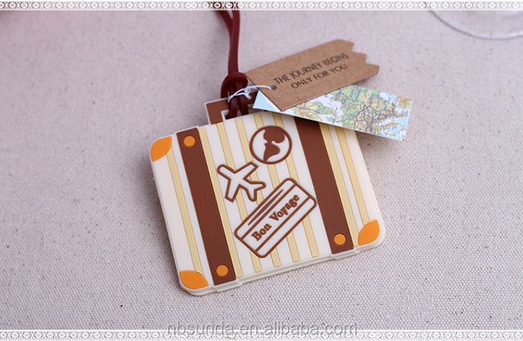Wholesale Good quality luggage tag with belt wedding gift wholesale ...