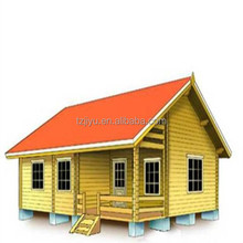 Customizable Russian Wooden House in High Qualities and Easy Build