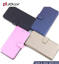 PU leather case for Huawei Y6 II Compact, smart magnetic leather case cover,buying from china