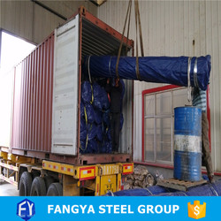 waterproof packing ! chemical fertilizer gi pipe 165x4.25mm Hot dipped Galvanized Pipes