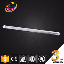 150lm/W PF0.9 TUV certified T8 LED Tube 1500mm Warehouse in Europe