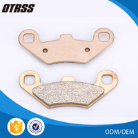 Top quality brake pads supplied in low price for POLARIS ATV