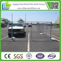 Anping factory portable temporary construction fence