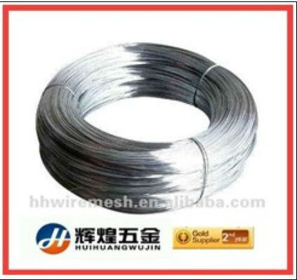 Hot Sale! Hot-dipped/Electro Galvanized Wire(Mnufacturer)