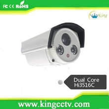 Wholesale hd ip camera with ir function 2.0mp DSP Hi3516C camera