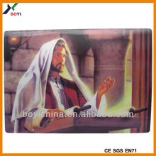 Promotional Cheap Lenticular Religious 3D Pictures of Jesus
